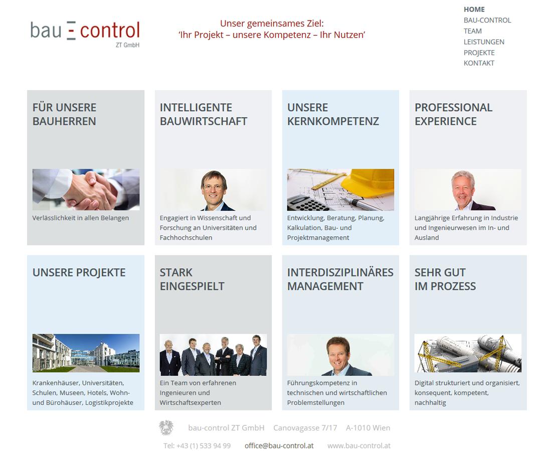 bau-control ZT GmbH