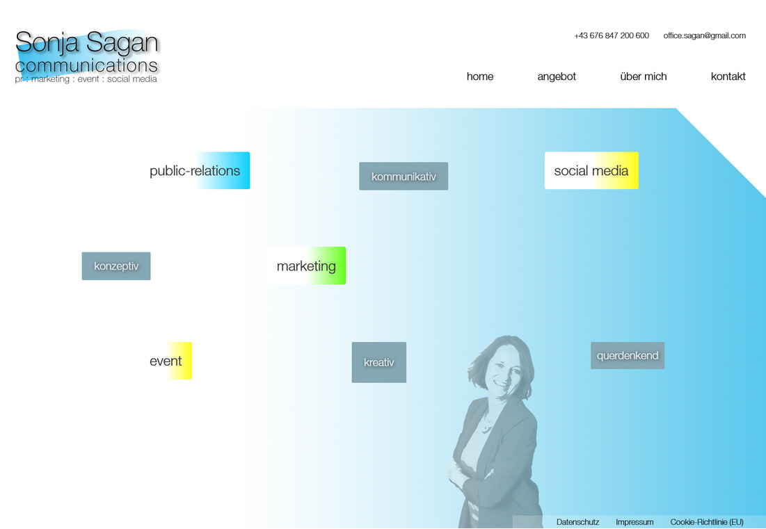 webartig - Sonja Sagan / pr : marketing : event : social media