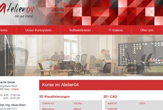 Atelier04 - Bildungsinstitut im IT-Bereich