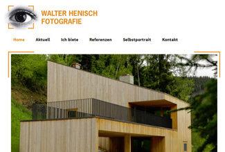 Walter Henisch Fotografie